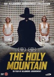 the holy mountain - DVD
