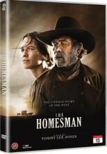 the homesman - DVD