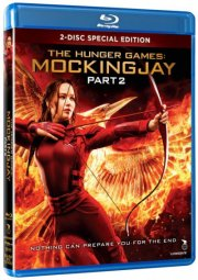 the hunger games 4: mockingjay - del 2 - Blu-Ray