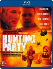the hunting party - Blu-Ray