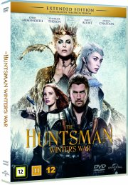 the huntsman: winters war - extended edition - DVD