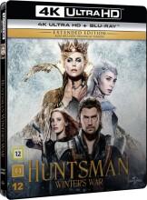 the huntsman: winters war - 4k Ultra HD Blu-Ray
