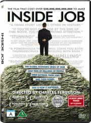 the inside job - DVD