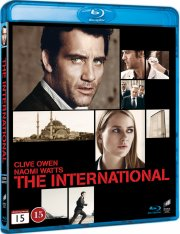 the international - Blu-Ray