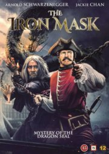 the iron mask - 2019 / tayna pechati drakona - DVD