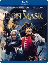 the iron mask - 2019 / tayna pechati drakona - Blu-Ray