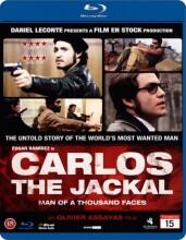 the jackal - carlos - Blu-Ray