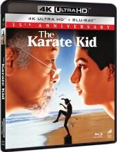 the karate kid - 1984 - 4k Ultra HD Blu-Ray