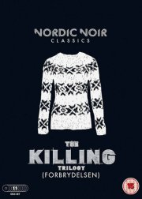 the killing: the trilogy - sæson 1-3 - DVD