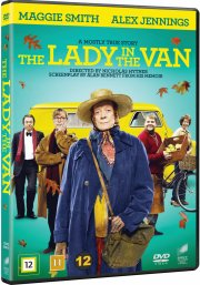 the lady in the van - DVD