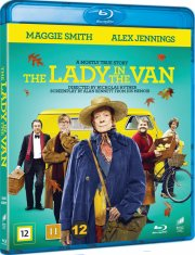 the lady in the van - Blu-Ray