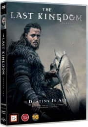 the last kingdom - sæson 2 - DVD