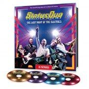 status quo - the last night of the electrics  - Cd+Bd+Dvd