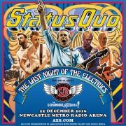 status quo - the last night of the electrics - Vinyl / LP