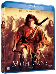 the last of the mohicans / den sidste mohikaner - Blu-Ray
