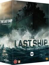 the last ship - sæson 1-5 - DVD