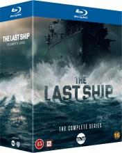 the last ship - sæson 1-5 - Blu-Ray