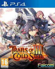 the legend of heroes: trails of cold steel iii - PS4