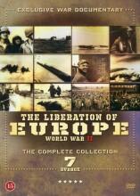 the liberation of europe - world war 2 - DVD