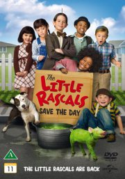 the little rascals save the day - DVD