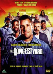 the longest yard - DVD