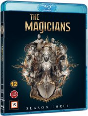 the magicians - sæson 3 - Blu-Ray