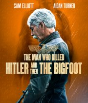 the man who killed hitler and then the bigfoot - Blu-Ray