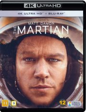 the martian - 4k Ultra HD Blu-Ray