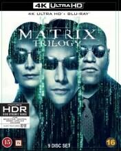 the matrix trilogy - 4k Ultra HD Blu-Ray