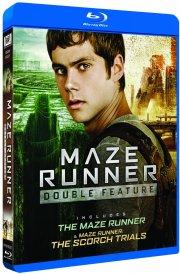 the maze runner // the maze runner 2: infernoet - Blu-Ray