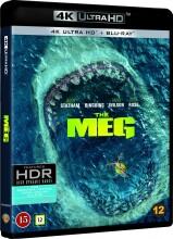the meg - 4k Ultra HD Blu-Ray