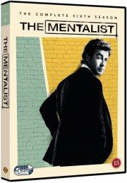 the mentalist - sæson 6 - DVD