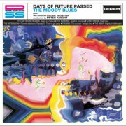 moody blues - days of future passed (remastered) [original recording remastered] - cd