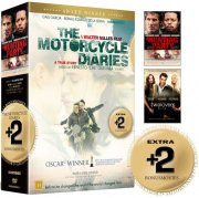 the motorcycle diaries // the hunting party // two lovers - DVD