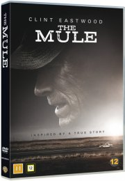 the mule - clint eastwood - 2018 - DVD