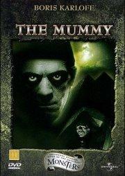 the mummy - 1932 - DVD
