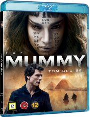 the mummy - 2017 - Blu-Ray