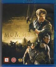 the mummy // the mummy 2 // the mummy 3 - Blu-Ray
