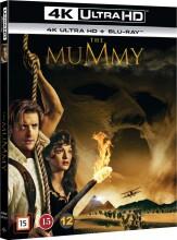 mumien / the mummy - 4k Ultra HD Blu-Ray