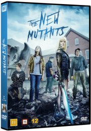 the new mutants - 2020 - DVD