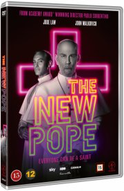 the new pope - DVD