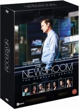 the newsroom - den komplette serie - hbo - DVD