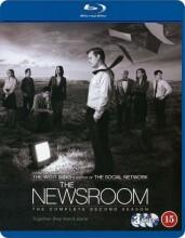the newsroom - sæson 2 - hbo - Blu-Ray