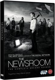 the newsroom - sæson 2 - hbo - DVD