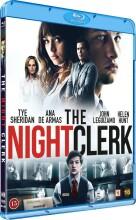 the night clerk - Blu-Ray