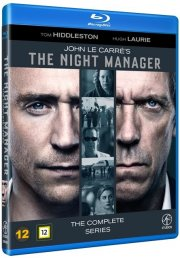 the night manager / natportieren - the complete series - Blu-Ray