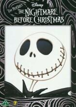 the nightmare before christmas - tim burton - DVD