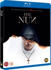 the nun - 2018 - Blu-Ray