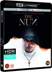the nun - 2018 - 4k Ultra HD Blu-Ray