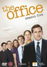 the office - sæson 5 - DVD